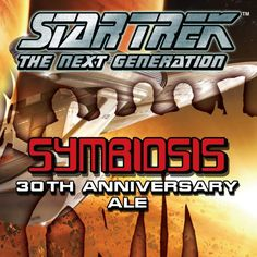 New Beer Celebrates 30th Anniversary of Star Trek: The Next Generation #craftbeer #beer #craftbrew #drinklocal #beeroclock #beergoggles #beer30 #brewery #craftbrewery