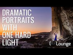 Three Ways to Create Dramatic Portraits with One Hard Light