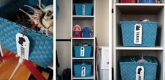 Organizing the Play Room ~ Labels