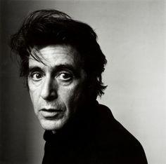 Black and White Photography Portrait of Al Pacino by Irving Penn Al Pacino, Famous Portraits, Celebrity Portraits, Helmut Newton, Black And White Portraits, Black And White Photography, Irving Penn Portrait, Foto Glamour, Photo Humour