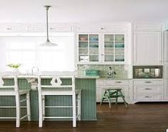 Kitchen Appealing White Kitchen Glass Backsplash With Gray Walls And Some Glass Front Doors Also White Cabinet Glass Door With Antique White Cabinets Ideas