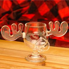National Lampoon's Christmas Vacation moose mug. Just like Uncle Eddie's from the movie!