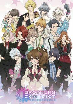 Anime Fr, Anime Guys, Diabolik Lovers, Anime Harem, Manhwa, Good Anime To Watch, Best Anime Shows, Animes To Watch, Anime Suggestions