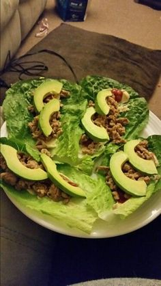 Phase 3 Turkey Avacado Wraps FMD Favorite recipe so far from fast metabolism diet cravings for tacos GONE