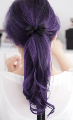 2016 Purple Hair Color Ideas   Haircuts, Hairstyles 2016 and Hair colors for short long medium hairstyles