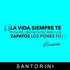 #FraseDeLaSemanaSANTORINI ¡Si amas lo que haces, ni un lunes será problema!. Feliz inicio de semana para todas. ¿Quieres tener #LoNuevo SANTORINI?. Entra aquí ya.--> http://www.santorini.com.co/eShop/