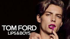 Colección cápsula 'Lips & Boys' de Tom Ford