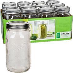 Example of a Mason Jar
