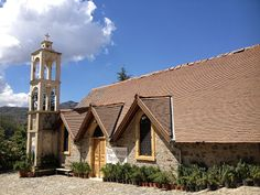 The Church of Archangel Michael at Platanistasa village!! Read more at www.secretcyprustravel.blogspot.com