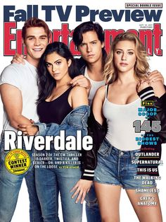 Things in Riverdale are about to get interesting. Season 2 will be darker, twistier and sexier.