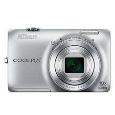 Nikon Coolpix digital camera 26300SIL
