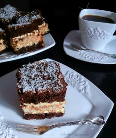 Polish Recipes, Polish Food, Vegan Ramen, Ramen Noodles, Tiramisu, Cooking Recipes, Cupcakes, Ethnic Recipes, Kuchen