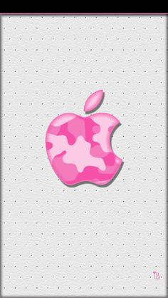 Ipad Mini Wallpaper, Apple Logo Wallpaper Iphone, Iphone Homescreen Wallpaper, Apple Wallpaper Iphone, Apple Iphone, Iphone Backgrounds, Apple Background, Apple Picture, Pink Iphone