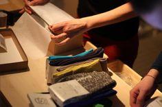 Archiduchesse :: Chaussettes made in France - Chaussettes dans 42 jolies couleurs au choix, du 31 au 46. Fabrication 100% française Môsieur !