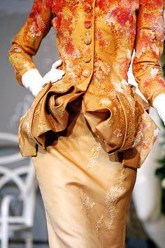 """"""" Christian Dior Haute Couture F/W 2007 """""""