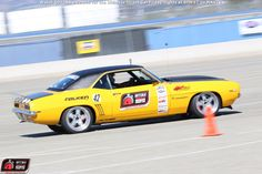 Efrain Diaz's 1969 Chevrolet Camaro will compete in the 2015 OPTIMA Ultimate Street Car Invitational, presented by @KNfilters Learn more at www.optimainvitational.com