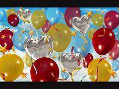 Feliz Aniversário,que essa felicidade que desejo hoje, acompanhe você sempre, sempre, sempre! Que bom que você existe! Queria por dentro dessa música, todos os corações dos que amam você incondicionalmente! Que a paz de Deus sempre envolva a sua vida, te amo!