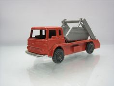 Diecast Husky Bedford TK 7 Ton Orange Red Very Good Condition Corgi Toys, Stavanger, Diecast Model Cars, Orange Red, Hot Wheels, Husky, Lego, Universe, Star Wars