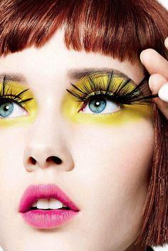 anbenna:Daria Popova - Eye Art ~
