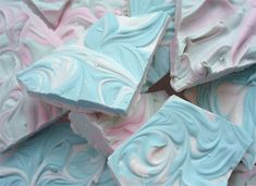 Pastel peppermint bark :)