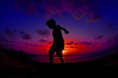 Sunset Boy by Asaf Amran on 500px