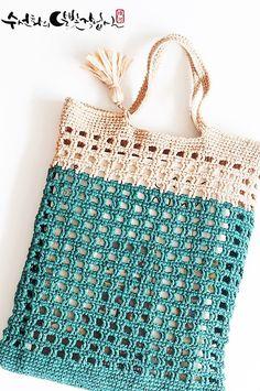 Filet Crochet, Free Crochet Bag, Crochet Market Bag, Crochet Tote, Crochet Cross, Crochet Handbags, Crochet Purses, Crochet Chart, Cute Crochet