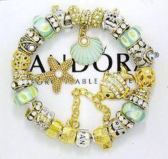 Pandora Bracelet #Yellow