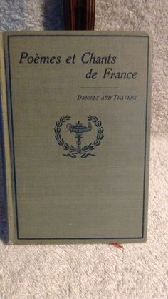 Modern Language Series French Language, by DC Heath Co Publishers , c 1900 throu