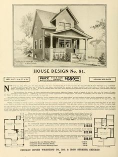 Book of plans / Chicago House Wrecking Co.