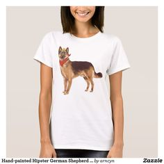 59909bc58 Hipster dog / Cute dog shirts / dog shirts for people - Cute tee featuring a