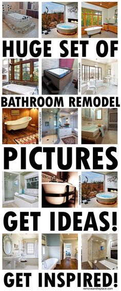 remodel ideas for bathroom