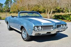 1969 Oldsmobile 442 Convertible Tribute 455 V8 Factory Air! Gorgeous!   eBay