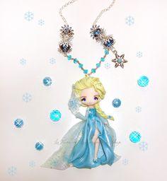 Elsa of Frozen by tanadelbianconiglio