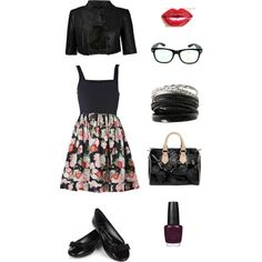 Pretty, created by alybio on Polyvore