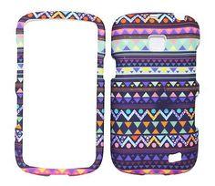 Stylish Tribal Rubberized Case for Samsung illusion I110 Galaxy Proclaim S720