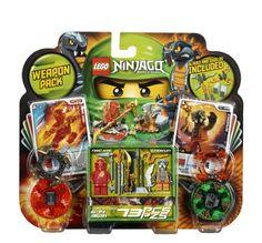 LEGO Ninjago Weapon Pack 9591 LEGO http://www.amazon.com/dp/B007RPLVI6/ref=cm_sw_r_pi_dp_ApUiwb1GM9SFT