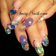 Trasformation nails