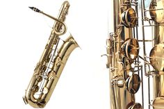 Bass-Saxophon (B♭) by Benedikt Eppelsheim