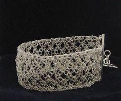 Kayles: Las joyas que van contigo: TEJIDOS EN HILO DE PLATA PURA (silver jewerly handmade)