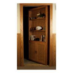 Hidden Door - for hiding gifts