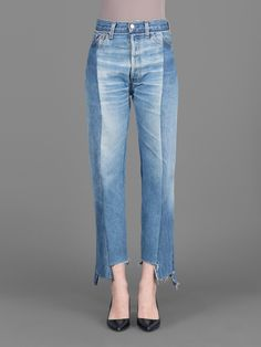 VETEMENTS - Jeans - Antonioli.eu