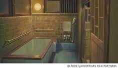 WEBアニメスタイル   【artwork】『サマーウォーズ』第9回 美術ボード2