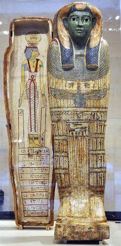 "Coffin of Ta-mit, ""She-Cat"""