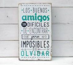 Amigos!!! Friends Day, Mr Wonderful, Rustic Art, Illustrations And Posters, Paper Cards, Wood Signs, Hand Lettering, Bff, Decoupage