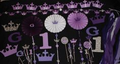 Princess turning 1 by Leonscreativememorie on Etsy, $110.00