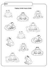 Pracovné listy - Modrý koník Preschool, Album, Comics, Seasons Of The Year, Kid Garden, Kindergarten, Cartoons, Comic, Preschools