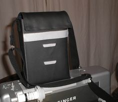 Tricorder purse