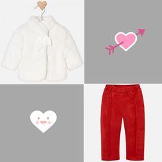 Descoperă două piese vestimentare 🤗😍 de iarnă, ce se îmbină foarte frumos din punct de vedere cromatic pentru a avea un bebeluș fericit!  Coduri produse: 2438TI18CREM, 2784TI18ROSU1  #marabukids #mayoral #reduceri Pajama Pants, Pajamas, Sweatpants, Fashion, Pjs, Moda, Sleep Pants, Fashion Styles, Pajama