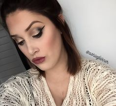 Androgyny by Jeffree Star on the lips!!! Love this simple date night look. #datenight #amfmakeup @ashleefelkner on Instagram