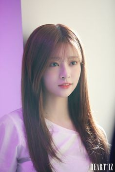 Photo album containing 27 pictures of IZ*ONE Kpop Girl Groups, Kpop Girls, Eyes On Me, Haircuts For Long Hair, Japanese Girl Group, Cosmic Girls, Photo Story, Kim Min, Jennie Blackpink
